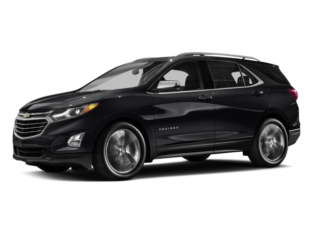 new Black Metallic 2018 Chevrolet Equinox Premier with Jet Black Interior located in Whitesboro